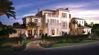 Rumah mewah di Dunia Disney