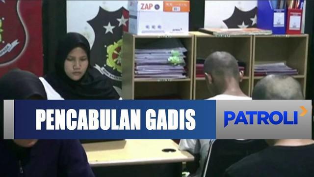 Diiming-imingi baju baru, gadis 14 tahun asal Serang, Banten, dicabuli dan dicekoki miras oleh empat pria yang baru dikenal.