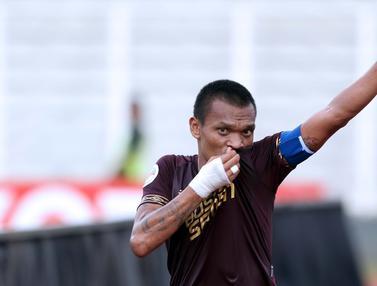 PSM Makassar Menang Telak Atas Shan United FC
