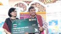 BNI akan menerbitkan 3 juta kartu debit berlogo GPN di 2018 (Dok Foto: Merdeka.com/Yayu Agustini Rahayu).