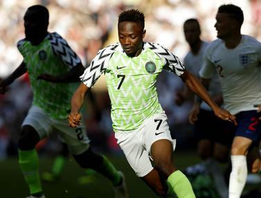 Jersey Nigeria, Piala Dunia 2018, Rusia