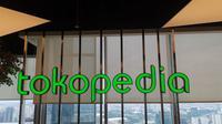 Logo Tokopedia. (Liputan6.com/ Andina Librianty)