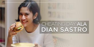 Cheating Day Ala Dian Sastro