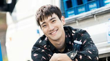 Kunjungi Indonesia, Gaya Santai Siwon Super Junior Jadi Sorotan