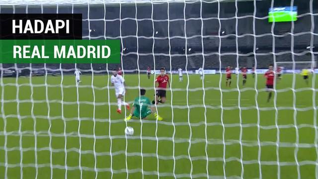 Berita video gol klub Uni Emirat Arab, Al Jazira, yang mengantarkan mereka menghadapi Real Madrid pada semifinal Piala Dunia Antarklub 2017.