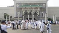 Museum Haramain untuk melihat sisi sejarah perkembangan dua masjid suci umat Islam yakni Masjidil Haram dan Masjid Nabawi. (www.haji.kemenag.go.id)