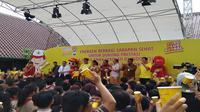 Ajakan Sarapan Sehat dari Energen Ini untuk Menangani Gizi Kurang di Indonesia