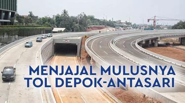 Tol Depok-Antasari diresmikan oleh Presiden Jokowi pada September 2018. Gimana sih rasanya mencoba tol baru ini? Yuk kita coba bareng-bareng.