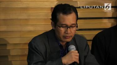 Komisi Pemberantasan Korupsi umumkan hasil operasi tangkap tangan, yang salah satu tersangkanya Irman Gusman Ketua DPD