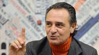 Cesare Prandelli (ANDREAS SOLARO / AFP)