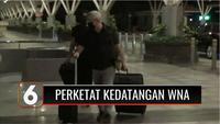 Menyikapi peraturan Menkumham, terkait izin masuk warga negara asing pemegang visa atau izin tinggal yang sah, Keimigrasian Kantor Wilayah Kumham Bali menyatakan siap sambut kedatangan wisatawan mancanegara.