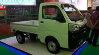 Astra Daihatsu Motor meluncurkan pikap mungil yang punya mesin yang sama dengan Ayla