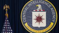 Ilustrasi CIA ( SAUL LOEB / AFP)
