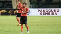 Irvan Febrianto mencoba peruntungannya bersama Perseru Serui setelah angkat kaki dari Persebaya Surabaya. (Bola.com/Aditya Wany)