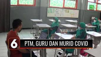 VIDEO: 15.400 Murid dan 7.000 Guru Positif Covid-19 Saat PTM, Sekolah Diminta Taati Prokes
