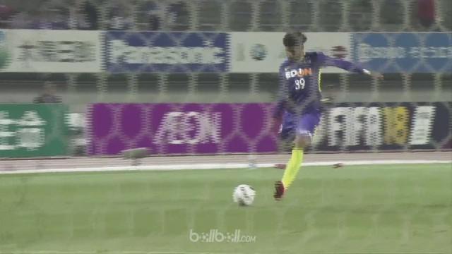 Pimpinan klasemen sementara J.League Sanfrecce Hiroshima mempertahankan rekor tak terkalahkan usai raih kemenangan meyakinkan deng...