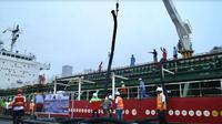 PTPN III genjot ekspor cpo dan karet pada 2018 (Foto: Dok Holding Perkebunan PTPN III)