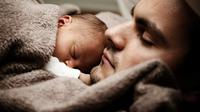 Ilustrasi cuti melahirkan ayah. (dok.Foto PublicDomainPictures dari Pixabay/Dinny Mutiah)