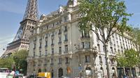 Mansion di sebelah Menara Eiffel. Dok: Kalinka Group (via Business Insider)