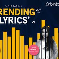 Virgoun dan Isyana Sarasvati mendominasi Bintang Trending Lyrics minggu ini. (Desain: Muhammad Iqbal Nurfajri/Bintang.com)
