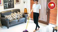Ada banyak tempat atau barang yang cenderung atau seringkali Anda lupakan saat membersihkan rumah.