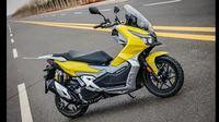 Dayang Vorela, skutik yang disebut-sebut kloningan Honda ADV150. (Motosaigon)