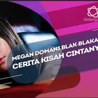 Megan Domani beberkan kisah cintanya.