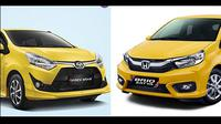 Dana mentok di Rp 150 juta, pilih Toyota Agya atau Honda Brio Satya ? (Otosia.com)