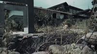 Kondisi Taman Rekreasi Kampung Gajah di Bandung yang terbengkalai (Dok.YouTube/satrya lasmana)