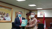 Pemerintah Indonesia tengah menjajaki perpanjangan kerjasama perdagangan di sektor pertanian dengan Chili (dok: Kementan)