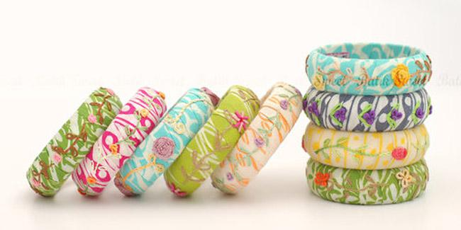 Bangle Batik | (c) blog.sweetbatik.com