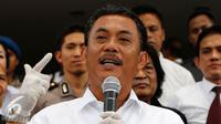 Ketua DPRD DKI Jakarta, Prasetyo Edi Marsudi (Liputan6.com/Yoppy Renato)
