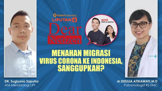 Thumbnail Vertikal Dear Netizen