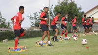Pelatih Jacksen Tiago akan memaksimalkan materi yang dimiliki Persipura pada lanjutan Shopee Liga 1 2020. (Bola.com/Gatot Susetyo)