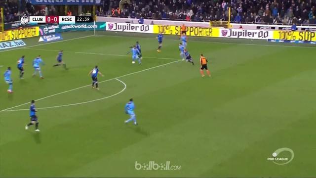 Pertemuan dua tim teratas Liga Belgia, Club Brugge dan Charleroi yang berakhir imbang 3-3 menyajikan deretan gol berkualitas. Aksi...