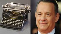 Mesin tik menjadi benda yang tak digunakan lagi, namun masih dikoleksi. Salah satu pehobi koleksinya adalah aktor Tom Hanks.