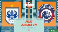 Shopee Liga 1 - PSIS Semarang Vs Arema FC (Bola.com/Adreanus Titus)