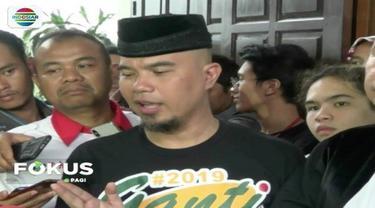 Sidang kasus ujaran kebencian dengan terdakwa musisi Ahmad Dhani, Senin (16/4) digelar perdana di Pengadilan Negeri Jakarta Selatan. Jaksa mendakwa Ahmad Dhani dengan ancaman hukuman maksimal 6 tahun penjara.