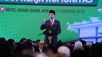 Presiden Jokowi: Tahun Ini 1000, Tahun Depan Minimal 3000 BLK di Pesantren. (foto: dok. Kemnaker)