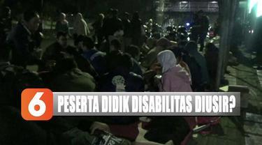 Menurut Kepala Balai Wyata Guna Sudarsono, pihaknya siap membantu para disabilitas untuk berkemas dan diantar pulang ke keluarga masing-masing.