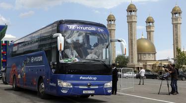 Ilustrasi bus