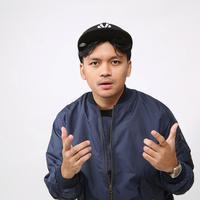 Calvin Jeremy  Media Visit film KKN, 2 Maret 2020. (Adrian Putra/Fimela.com)