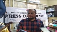 Ketua Pengurus Harian YLKI, Tulus Abadi (Foto:Merdeka.com/Wilfridus S)