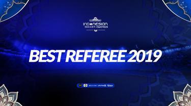 Berita video mengenai best referee Indonesian Soccer Awards 2019, siapa yang terpilih? Saksikan video berikut ini.