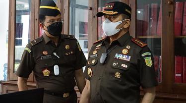 Kunjungan Jaksa Agung ST Burhanuddin Ke Kejaksaan Tinggi Jawa Tengah