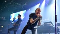 Chester Bennington, vokalis Linkin Park. (zimbio.com)