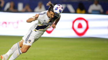 LA Galaxy-Zlatan Ibrahimovic