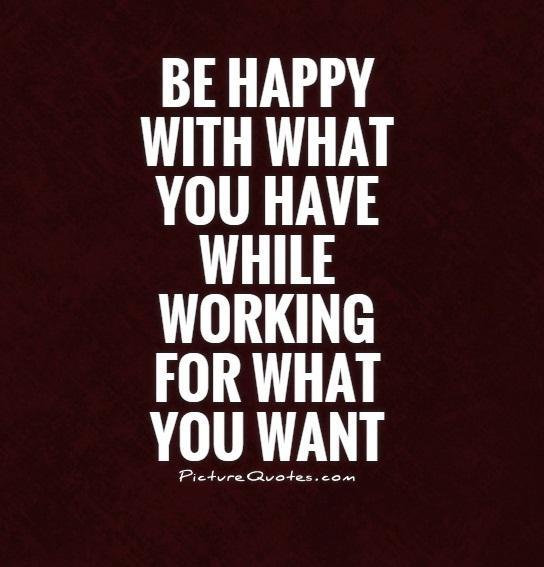 Happy working/copyright picturequotes.com