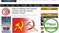 Rezim Jokowi Berbau PKI?