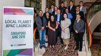 Local Planet meluncurkan jaringan baru di Singapura. Dok: Local Planet